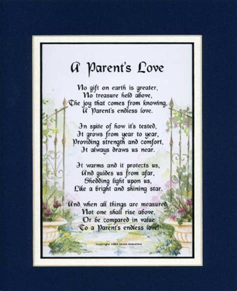 poems for parents special poems for parents gift for a parent touching