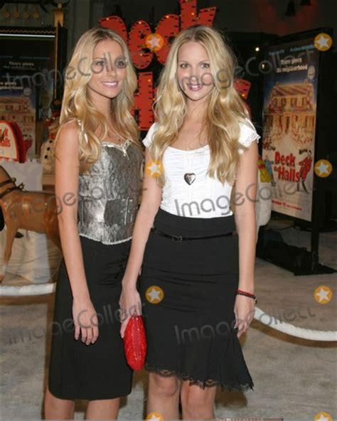 Deck The Halls Premiere photos and pictures sabrina aldridge quot deck the