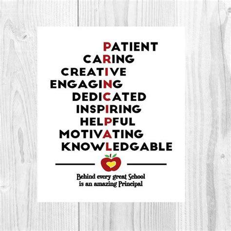 Principal Appreciation Cards Template by 25 Best Ideas About Principal Appreciation On