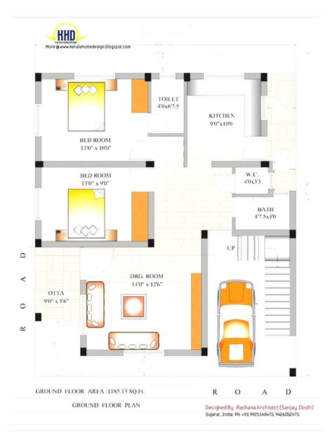 Beautiful Floor Plans beautiful indian house plans with house designs 30 x 60