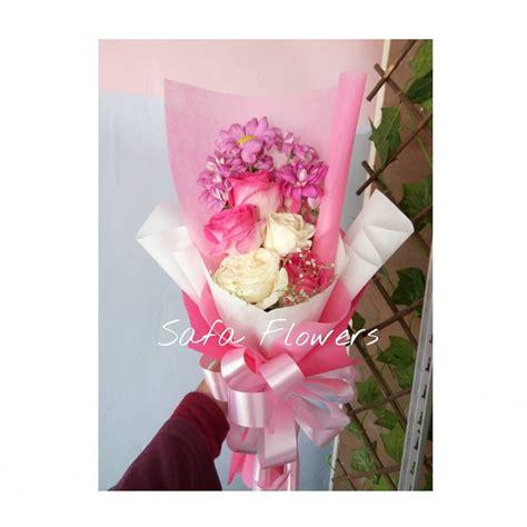 Bunga Flanel Bunga Wisuda Handmade Murah jual kado terindah untuk orang tersayang artupays