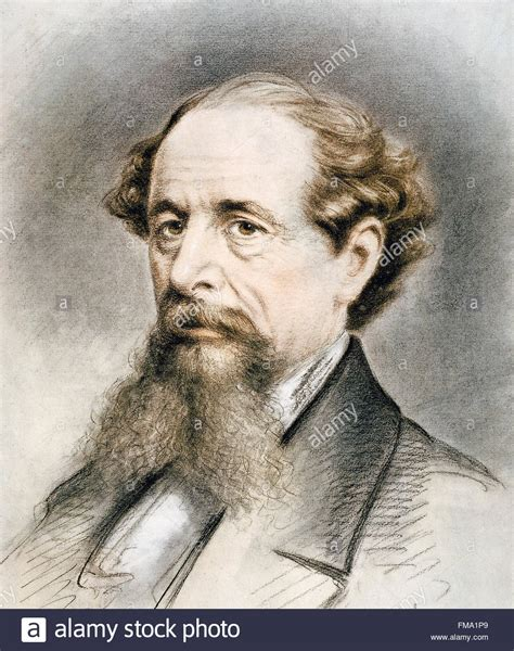 biography charles dickens english charles dickens portrait of the 19th century english