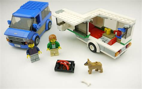 60117 Lego City And Caravan lego city 60117 caravan lego speed build