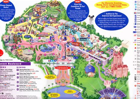 disney studios map walt disney world studios map quotes