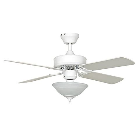 concord heritage series 42 inch 2 light ceiling fan bed