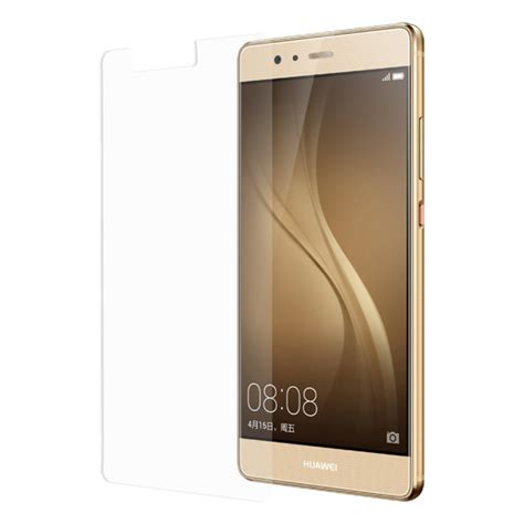 Tempered Glass Km Huawei P9 Lite huawei p9 lite tempered glass screen protector