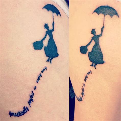 mary poppins tattoo 52 best images about r 252 cken schulter on