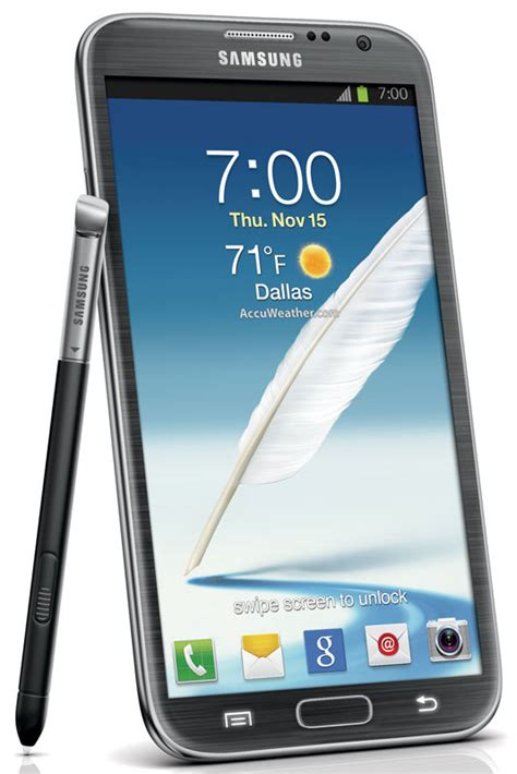 amazon com samsung galaxy note ii titanium gray 16gb