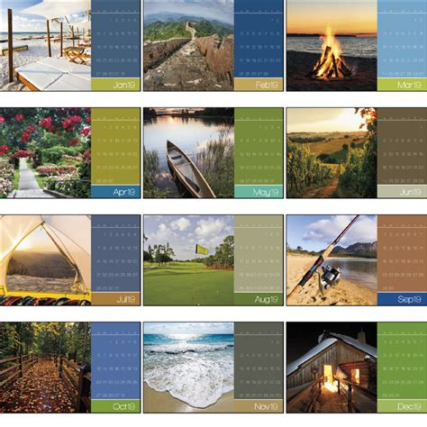 flip desk calendar 2019 picture flip destinations desk calendar 7 1 2 quot x