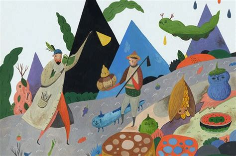 Into A Strange Land let inca pan s exquisite illustrations transport you into