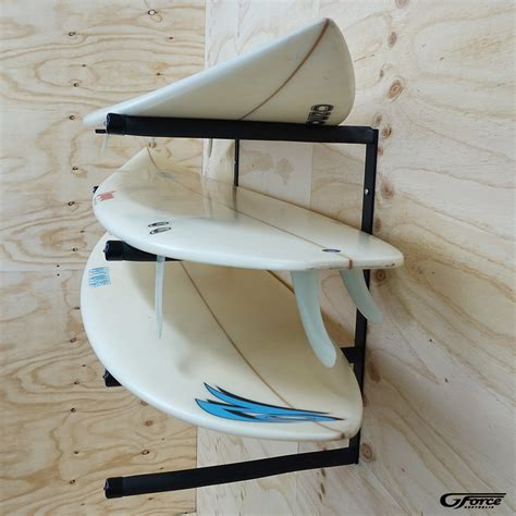 Surfboard Racks For Wall Mounting by Wall Mounted Surfboard Rack Cosmecol