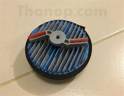 Vacuum Cleaner Sharp Ec Hx100 sharp ec hx100 dustbin filter thanop