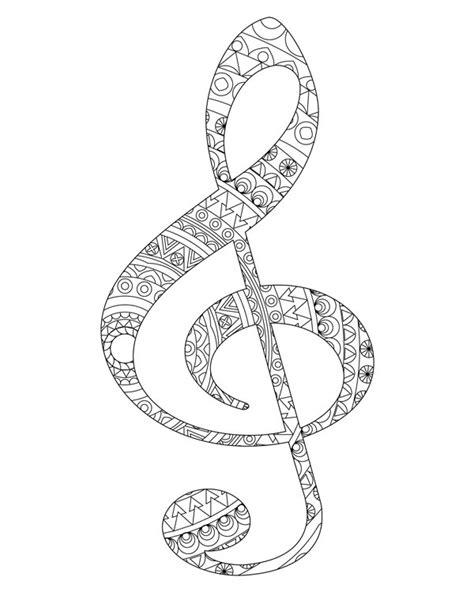 music mandala coloring pages 50 im 225 genes de mandalas para colorear e imprimir con