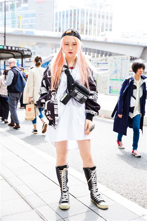 Take A Peek At Japan Fashion Week by The Best Style Pics From Fashion Week Tokyo Fall