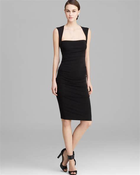 Nicoles Dress by Miller Dress Felicity Sleeveless Stretch Matte