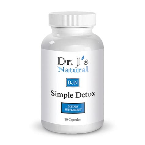 Dr Natura Detox by Dr J S Simple Detox Bulu Box