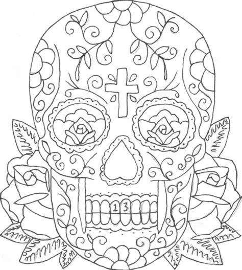 candy skull by addictedink on deviantart
