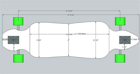 How To Choose The Right Size Longboard Longboard Designs Template