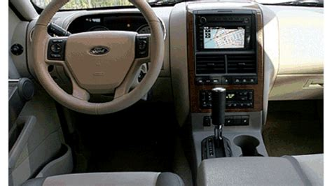 ford explorer eddie bauer dr suv wd  cyl  review  ford explorer eddie bauer