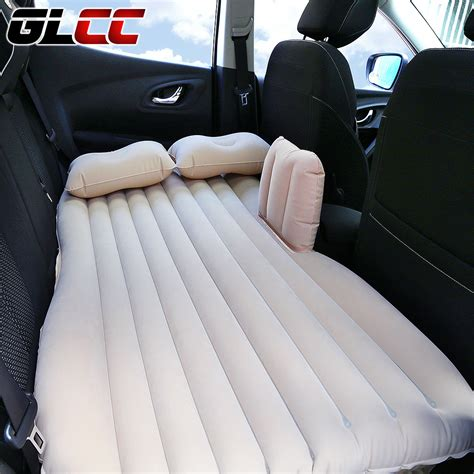 backseat bed hot sale car back seat cover car air mattress travel bed