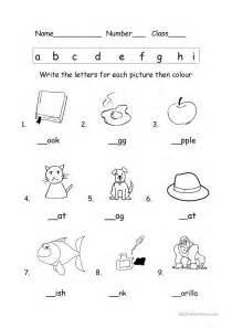phonics worksheet worksheet free esl printable