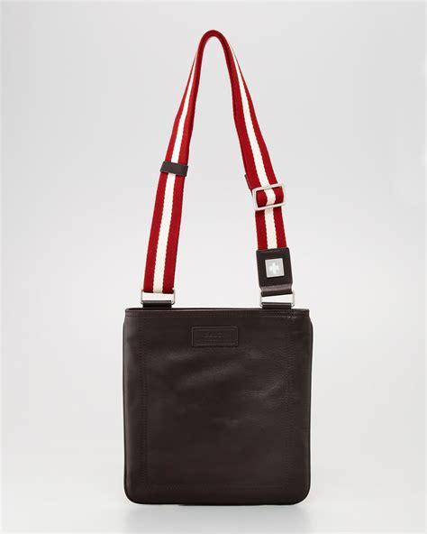 Bally Bag 01 Sekat 2 lyst bally taisten webstrap crossbody bag in brown for