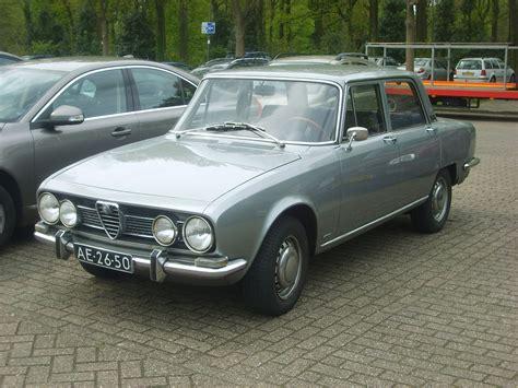 Alfa Romeo Berlina alfa romeo 1750 2000 berlina