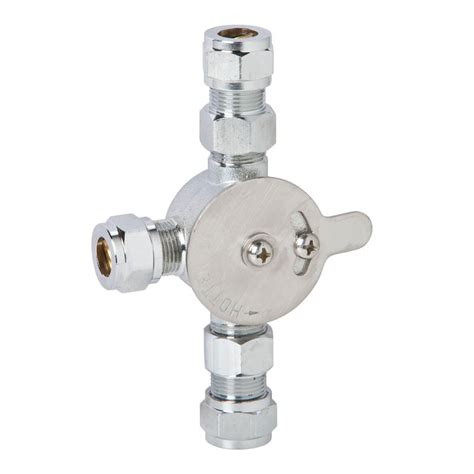 Mixing Valve Plumbing by Air Delights Lk724 Manual Mixing Valve W Checks Hc 001