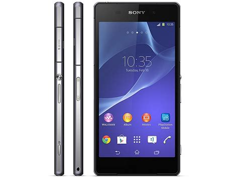 sony z2 z3 sony xperia z2 with snapdragon 801 launched at rs 49 990