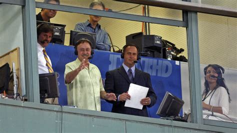 Nesn Sports Desk by Don Orsillo And Jerry Remy Reunited This Weekend In Houston
