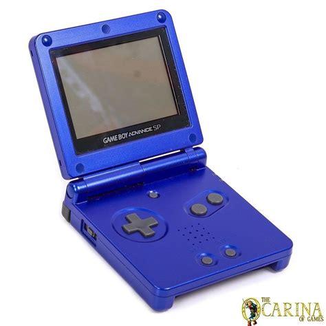 gameboy console nintendo gba gameboy advanced sp retro handheld