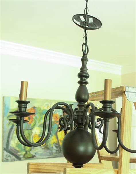 How To Remove Chandelier How To Install A Chandelier