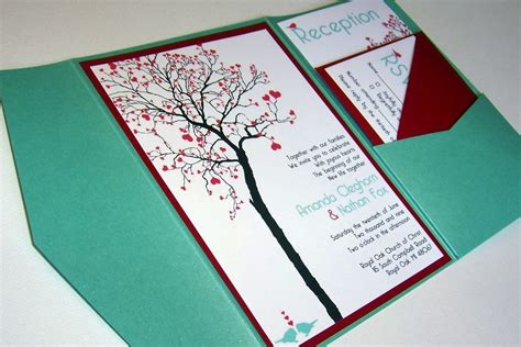 Wedding Invitations Ideas Diy budget wedding ideas diy invitations etsy weddings teal