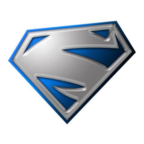 s logo blue superman blue logo by superman3d on deviantart