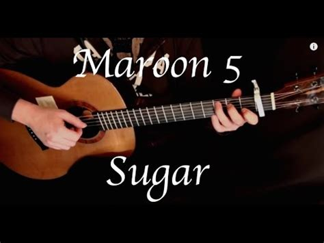 animals maroon 5 fingerstyle guitar cover sugar maroon 5 fingerstyle guitar cover doovi
