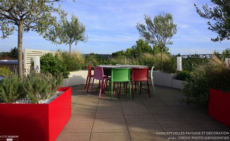 Paysagiste Terrasse by D 233 Co Terrasse Paysagiste