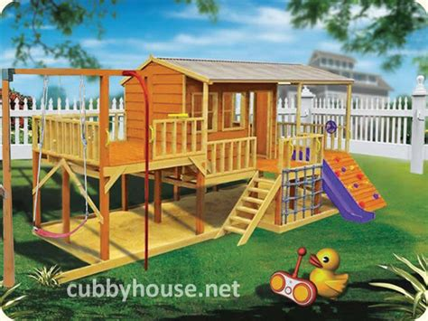 elevated cubby house plans diy elevated cubby house plans house best art