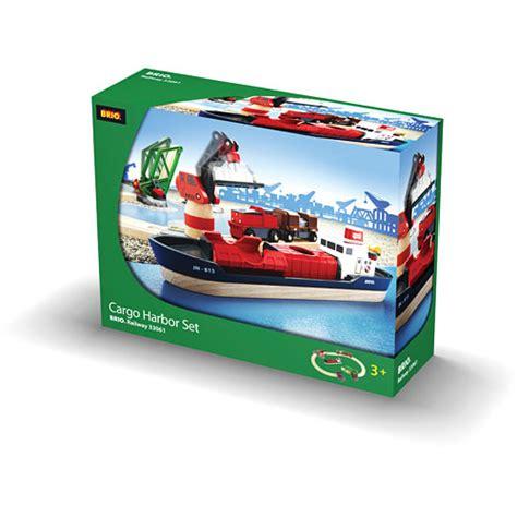 brio cargo harbour set brio cargo harbour set stevensons toys