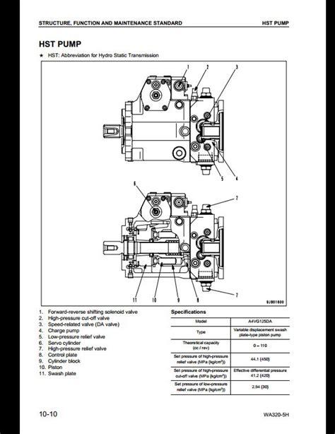 Wheel Loader A Repair Manual Store Part 4