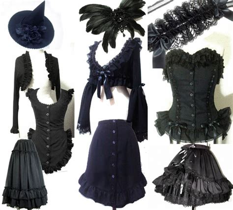 gothic designers antique beast japanese goth corsets dangling sleeves