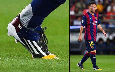 Sepatu Bola Lionel Messi koleksi sepatu bola lionel messi nambah lagi chexosnews