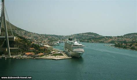 dubrovnik port dubrovnik cruise port