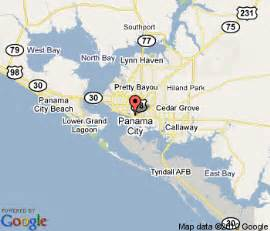 panama florida map of florida hotels find hotel deals near