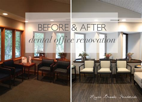 office renovation ideas before after dental office renovation dental office