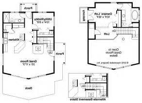 a frame house floor plans a frame cabin floor plans with loft
