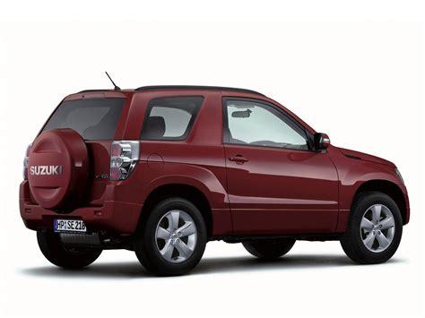 Suzuki Grand Vitara 2008 by Suzuki Grand Vitara 3 Door 2008 12