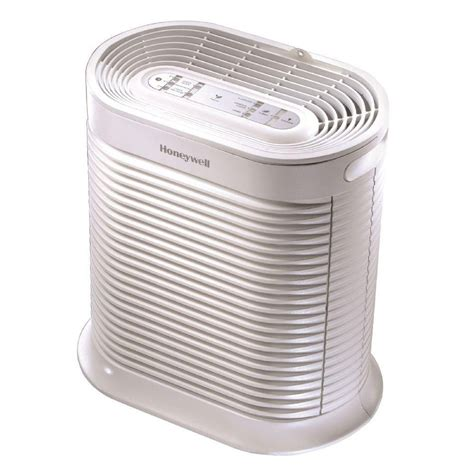 honeywell hpa104 white hepa tower air purifier sears outlet