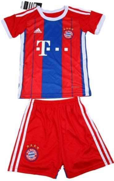 Kaos Baju Play jersey bayern munchen home 2014 2015 big match