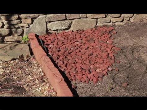 Decorative Stones Home Depot how to landscape with lava rock landscaping basics youtube