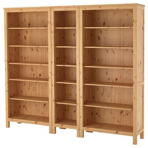 S4 Bookcase 1 hemnes bookcase light brown 229x197 cm ikea